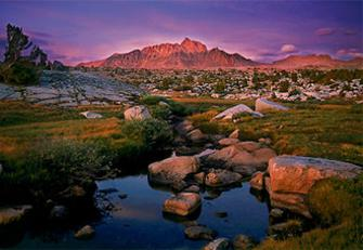 Humphrey's Basin (Photo by Ken Lee)